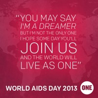 World AIDS Day 2013: Tell Global Fund pledgers to remember their promise to AIDS